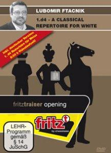 1.d4 - a classical repertoire for White - DVD
