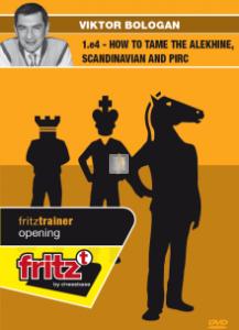 1.e4 - How to tame the Alekhine, Scandinavian and Pirc - DVD