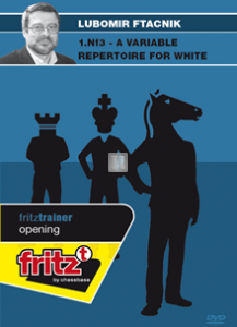 1.Nf3 - a variable Repertoire for White - DVD