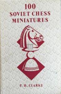 100 soviet chess minatures - 2nd hand like new