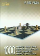 1000 Miniatur chess Traps - 2nd hand