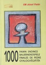 1000 Pawn endings- 2nd hand like new Rare