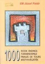 1000 Rook Endings - 2nd hand rare like new