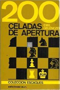 200 celadas de apertura - Libro