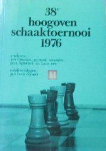 38e Hoogoven Schaaktoernooi 1976 - 2nd hand