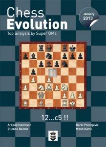 Chess Evolution January 2013 - Edited by Arkadij Naiditsch