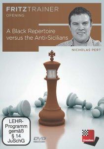 A Black Repertoire versus the Anti-Sicilians - DVD
