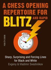 A Chess Opening Repertoire for Blitz and Rapid