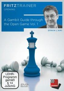 A Gambit Guide through the Open Game Vol.1 and 2 - 2 DVDs