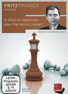 A lifetime repertoire: Play the Nimzo Indian - DVD