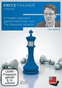 A Modern Approach against the Sicilian  Vol.1: The Rossolimo Variation - DVD