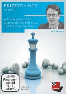 A Modern Approach against the Sicilian  Vol.2: The Moscow Variation - DVD