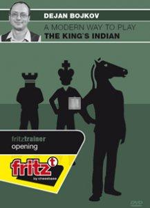 A modern way to play the King's Indian - DVD