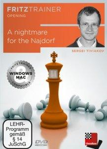 A nightmare for the Najdorf - DVD