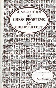 A Selection Of Chess Problems By Philipp Klett - 2nd hand