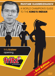 A World Champion's Guide to the King's Indian (2nd Edition) - DVD