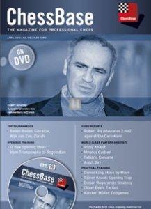 Abbonamento ChessBase Magazine (6 DVD, in inglese)