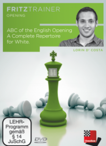 ABC of the English Opening - DVD