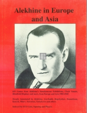 Alekhine in Europe and Asia