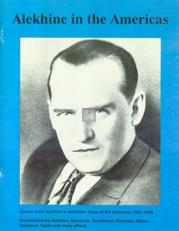 Alekhine in the Americas