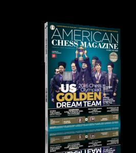 American Chess Magazine - abbonamento annuale (4 numeri)