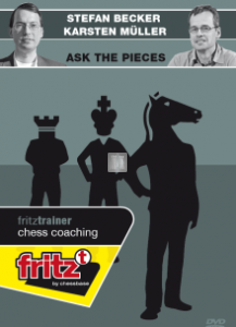 Ask the pieces - DVD