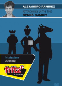 Attacking with the Benko Gambit - DVD
