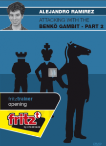 Attacking with the Benko Gambit part 2 - DVD