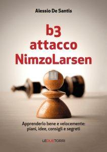 b3 attacco NimzoLarsen