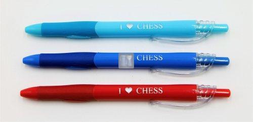 Biro scacchistica I Love Chess