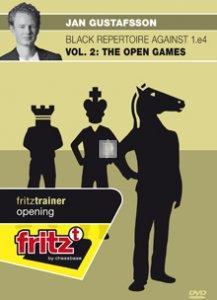 Black Repertoire against 1.e4 Vol. 2: Open Games - DVD