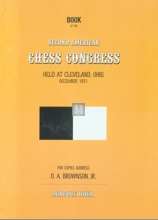 Book of the second american chess congress - Cleveland 1871
