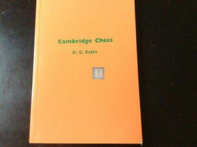 Cambridge chess - 2nd hand