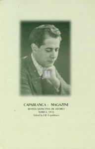 Capablanca Magazine - volume 1 (in spagnolo)