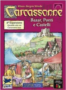 Carcassonne - Bazar, Ponti e Castelli (Espansione)