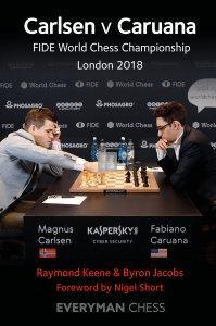 Carlsen v Caruana: FIDE World Chess Championship London 2018