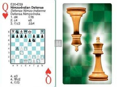 Chess Opening Cards