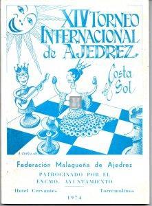 Costa del Sol - XIV Torneo Internacional de Ajedrez - 2nd hand