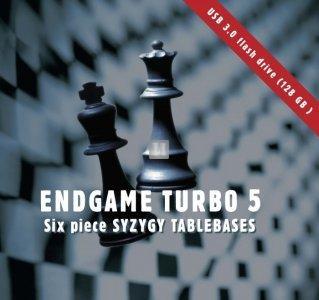 Endgame Turbo 5 USB flash drive (chiavetta USB)