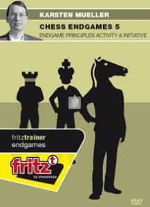Chess Endgames Vol.5 - Endgame Principles Activity & Initiative