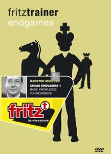 Chess Endgames Vol.1 - Basic Knowledge for Beginners