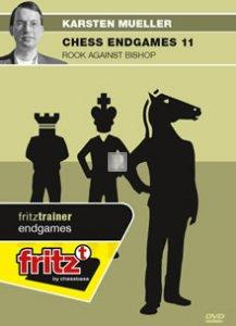 Chess Endgames Vol.11 - Rook against Bishop