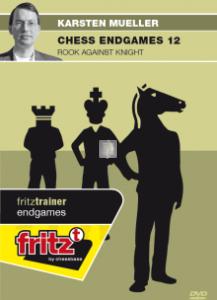 Chess Endgames Vol.12 - Rook vs Knight