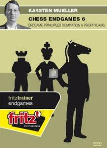 Chess Endgames Vol.6 - Endgame principles domination & prophylaxis