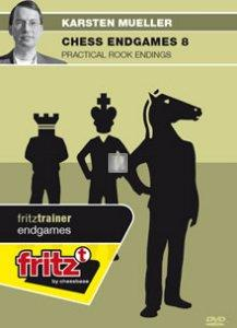 Chess Endgames Vol.8 - Practical Rook Endgames