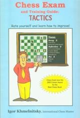 Chess exam and training guide: Tactics 2nd hand