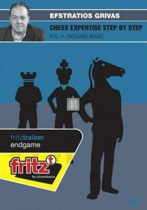 Chess Expertise Step by Step Vol. 4 DVD