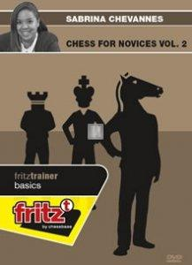 Chess for Novices Vol.2 - DVD