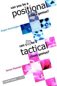 Chess Genius - Can you be a positional chess genius? + Can you be a tactical chess genius?