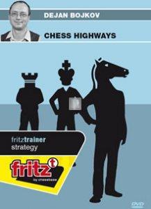 Chess Highways - DVD